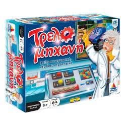 Desyllas Games Δεσύλλας Επιτραπέζια Οικογενειακά Τρελομηχανή 100562 5202276005627