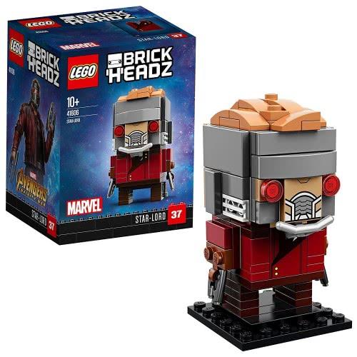LEGO 41606 Brickheadz Star Lord 41606 5702016111033