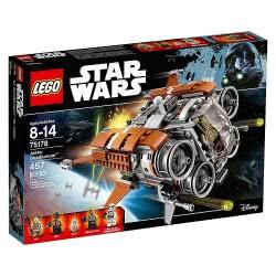 LEGO Star Wars Jakku Quadjumper 75178 5702015868518