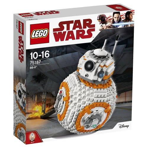 LEGO Star Wars BB-8 75187 5702015869881