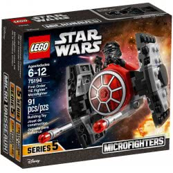 LEGO Star Wars Πρώτο Τάγμα TIE Fighter Microfighter 75194 5702016109887