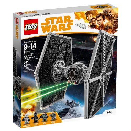 LEGO Star Wars Imperial Tie Fighter 75211 5702016110593