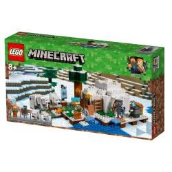 LEGO Minecraft Το Πολικό Ιγκλού 21142 5702016109603