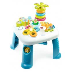 Smoby Cotoons Activity Table Τραπέζι Δραστηριοτήτων - 2 Χρώματα 211067 3032162110676