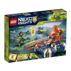 LEGO Nexo Knights Αιωρούμενος Κονταρομάχος Του Λανς 72001 5702016096798