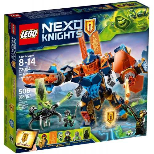 Showdown Lego Knights gr Wizard Nexo 72004Toys Tech Shop orxedBC