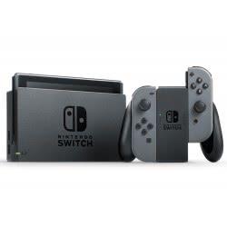 Nintendo Switch Κονσόλα (GREY JOY-CON)  5201062009627