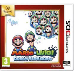 Nintendo 3DS mario and luigi: dream team bros  045496472894