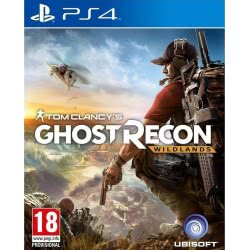 UBISOFT PS4 Tom Clancys Ghost Recon Wildlands, Standard Edition  3307215912997