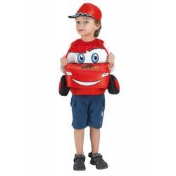 CLOWN Kids Costume Macqueen Fast Car Νο. 06 86306 5203359863066