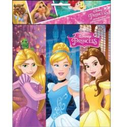 GIM Disney Princess Άλμπουμ με Αυτοκόλλητα 771-15091 5204549105737