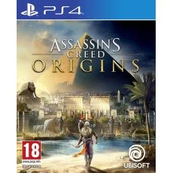 UBISOFT PS4 Assassin's Creed Origins Standard Edition  3307216017165