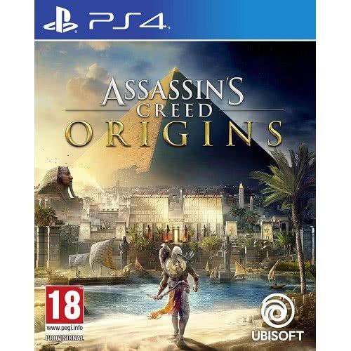 UBISOFT PS4 Assassin's Creed Origins Standard Edition  3307216017165