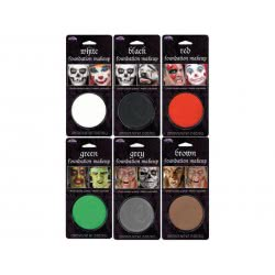 fun world Make-up 9,3gr in 6 Different Colours 5651 5212007543922