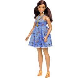 Mattel Barbie Fashionistas Beautiful Butterflies Κούκλα Με Καμπύλες FBR37 / DYY96 887961426380