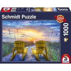 Schmidt Παζλ 1000 τεμ. Ηλιοβασίλεμα 58310 4001504583101