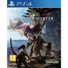 CAPCOM PS4 Monster Hunter World Standard Edition  5055060945377