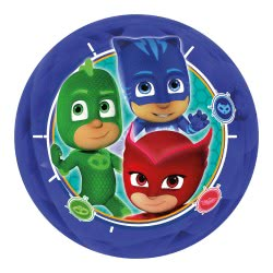 John Light Up Ball 100Mm PJ Masks Με Φως LED - 3 Σχέδια 52155 4006149521556