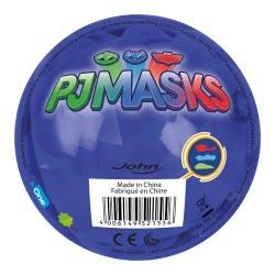 John Light Up Ball 100mm PJ Masks με φως LED - 3 σχέδια 52155 4006149521556