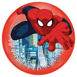 John Light Up Ball 100mm Cars & Spiderman με φως LED- 2 σχέδια 52163 4006149521631