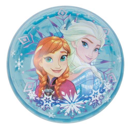 John Light Up Ball 100Mm Disney Frozen With LED 52164 4006149521648