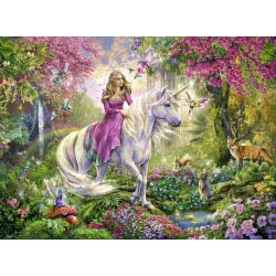 Ravensburger Παζλ 100XXL Τεμ. Η Πριγκίπισσα Με Το Άλογο 10641 4005556106417