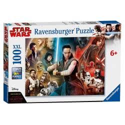 Ravensburger Παζλ 100XXL Τεμ. Star Wars VIII 10764 4005556107643