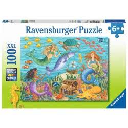 Ravensburger Παζλ 100XXL τεμ. Γοργόνες 10838 4005556108381