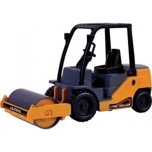 Toys-shop D.I Friction Αυτοκούρδιστο Τριβής Οδοστρωτήρας JA060532 6990416605323