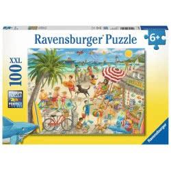 Ravensburger Παζλ 100XXL Τεμ. Καλοκαίρι 10842 4005556108428