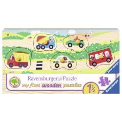 Ravensburger Ξύλινο Παζλ 5 τεμ. Disney Babies 032365 4005556032365