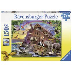 Ravensburger Παζλ 150XXL τεμ. Κιβωτός 10038 4005556100385