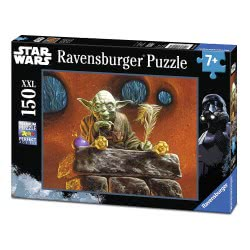 Ravensburger Παζλ 150XXL Τεμ. Star Wars: Yoda 10046 4005556100460
