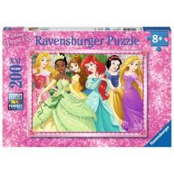 Ravensburger Παζλ 200XXL Τεμ. Princess 12745 4005556127450