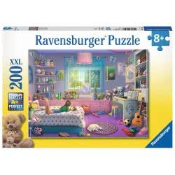 Ravensburger Παζλ 200XXL τεμ. Το Υπνοδωμάτιο Μου 12749 4005556127498