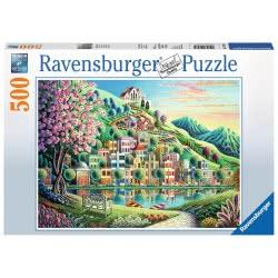 Ravensburger Παζλ 500 τεμ. Ανθισμένο Πάρκο 14798 4005556147984