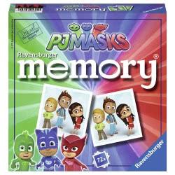 Ravensburger Επιτραπέζιο Μνήμης Memory PJ Masks 21322 4005556213221