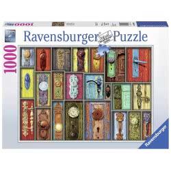 Ravensburger Antique Doorknobs Puzzle 1000 Pcs 19863 4005556198634
