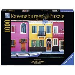 Ravensburger Puzzle 1000 Pcs Graziella Burano 185 19865 4005556198658