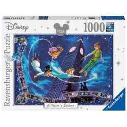 Ravensburger Παζλ 1000 τεμ. Disney Collection Πίτερ Παν 19743 4005556197439