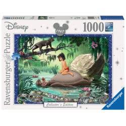 Ravensburger Puzzle 1000 Pcs Disney Collection Jungle Book 19744 4005556197446