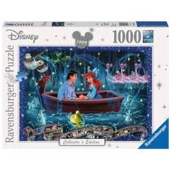 Ravensburger Puzzle 1000 Pcs Disney Collection Little Mermaid Ariel 19745 4005556197453