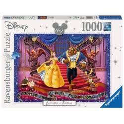 Ravensburger Παζλ 1000 Τεμ. Disney Collection Η Πεντάμορφη Και Το Τέρας 19746 4005556197460