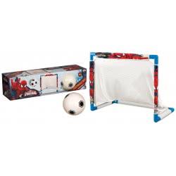 dede Τέρμα Σετ Ποδοσφαίρου Spiderman 03011MRV 8693830030112