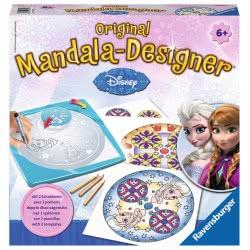 Ravensburger Mandala Designer Ψυχρά & Ανάποδα 29863 4005556298631