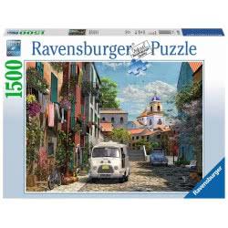 Ravensburger Puzzle 1500Pc Idyllic South France 16326 4005556163269