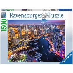 Ravensburger Παζλ 1500 Τεμ. Ντουμπάι Dubai 16355 4005556163557