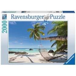 Ravensburger Παζλ 2000 τεμ. Αιώρα στην Παραλία 16699 4005556166992