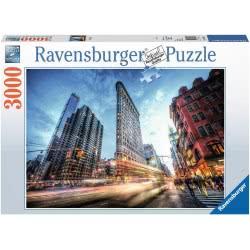 Ravensburger Παζλ 3000 τεμ. Κτίριο Φλατάιρον, Νέα Υόρκη 17075 4005556170753