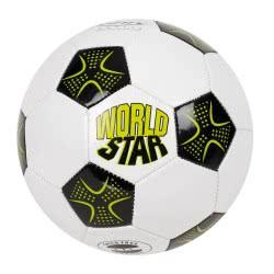 John Football 145Mm World Star - 3 Colors 52125R 4006149507888